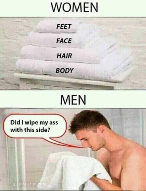 Joke4fun Memes Women Vs Men