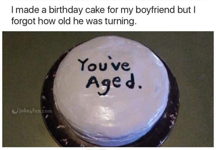 Funny Memes For Girlfriends : Funny birthday meme for girlfriend