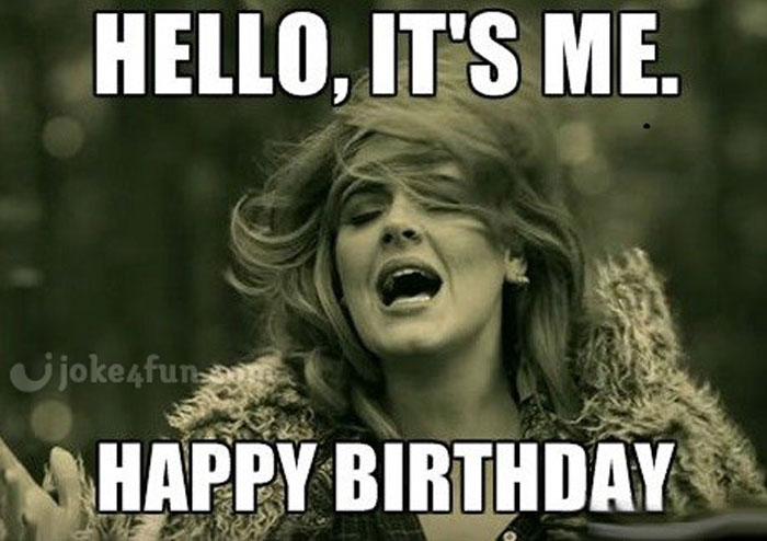 Funny Birthday Memes For Your Sister : Funny happy birthday memes