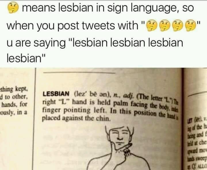 Lesbian Jokes Meme