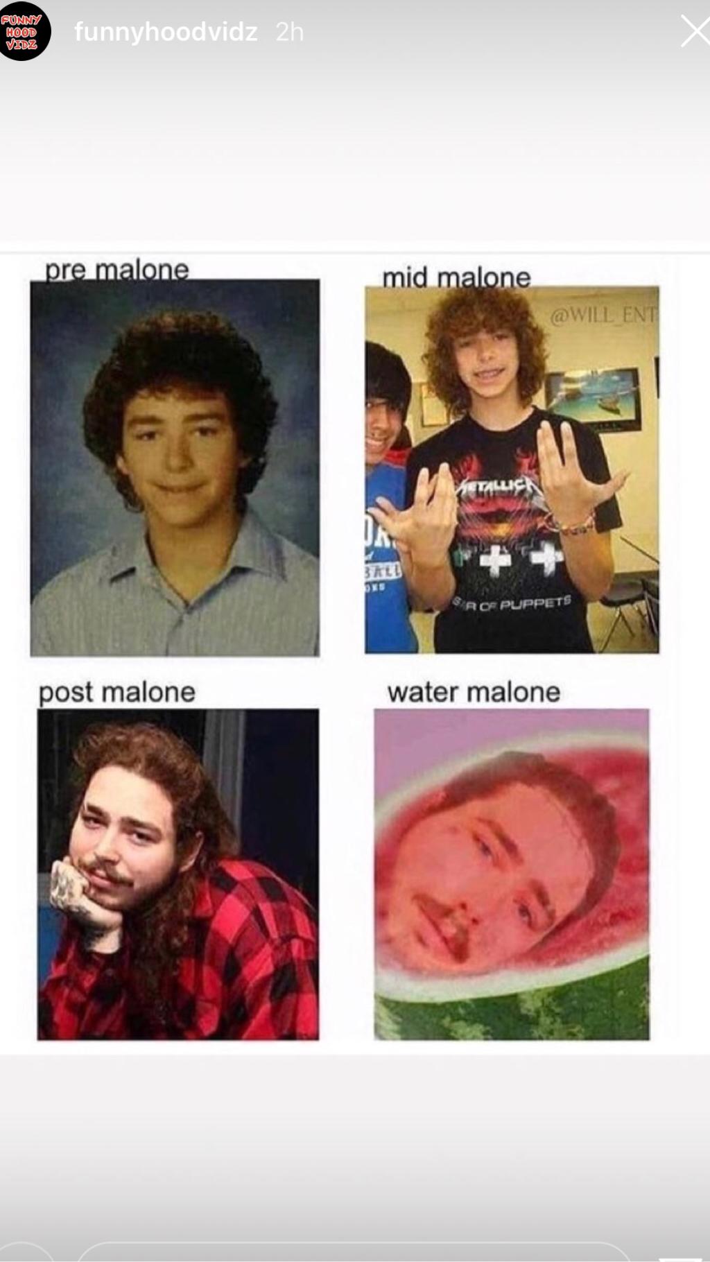 Joke4fun Memes Post Malone