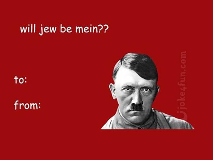 Funny Jew Meme : Joke fun memes hitler was so romantic